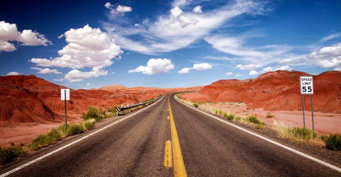 Разные технологии при строительстве дорог в разных странах